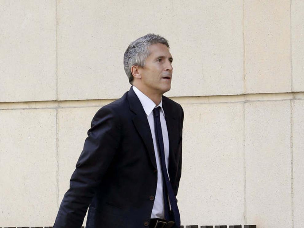 El juez Fernando Grande-Marlaska