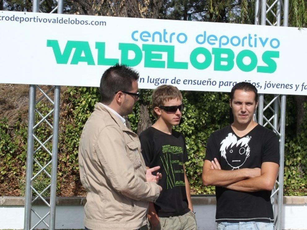 Centro deportivo en Teruel