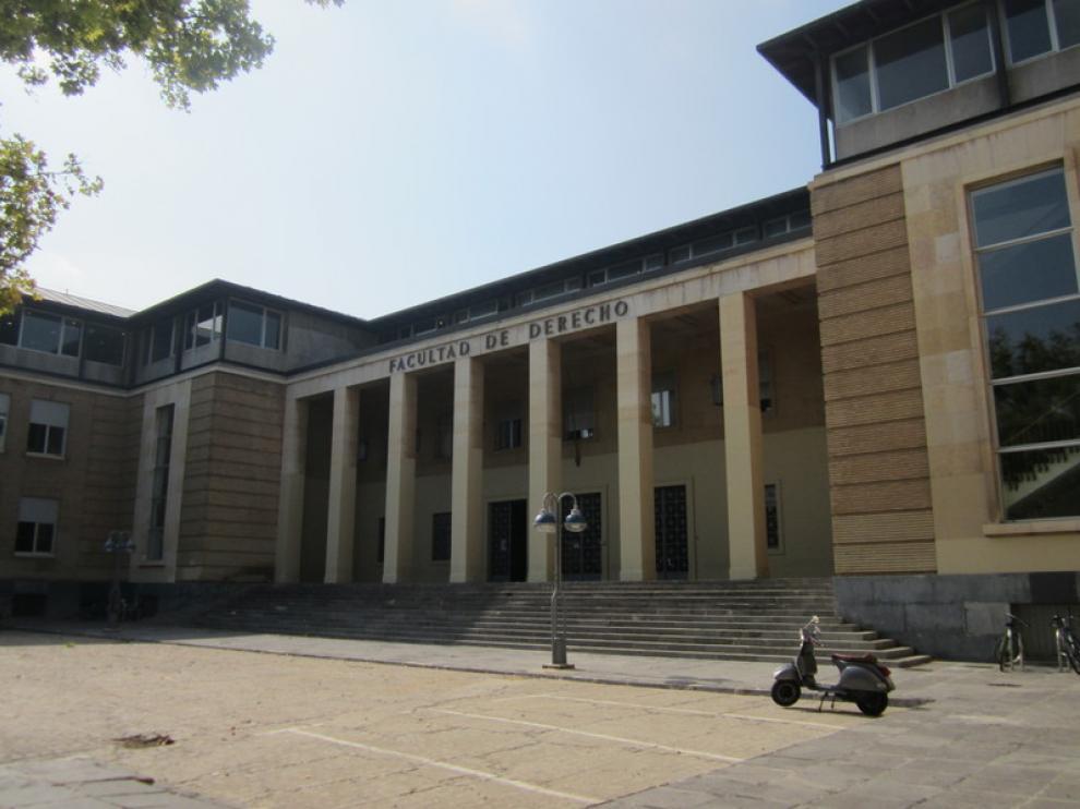 Facultad de Derecho de la Universidad de Zaragoza