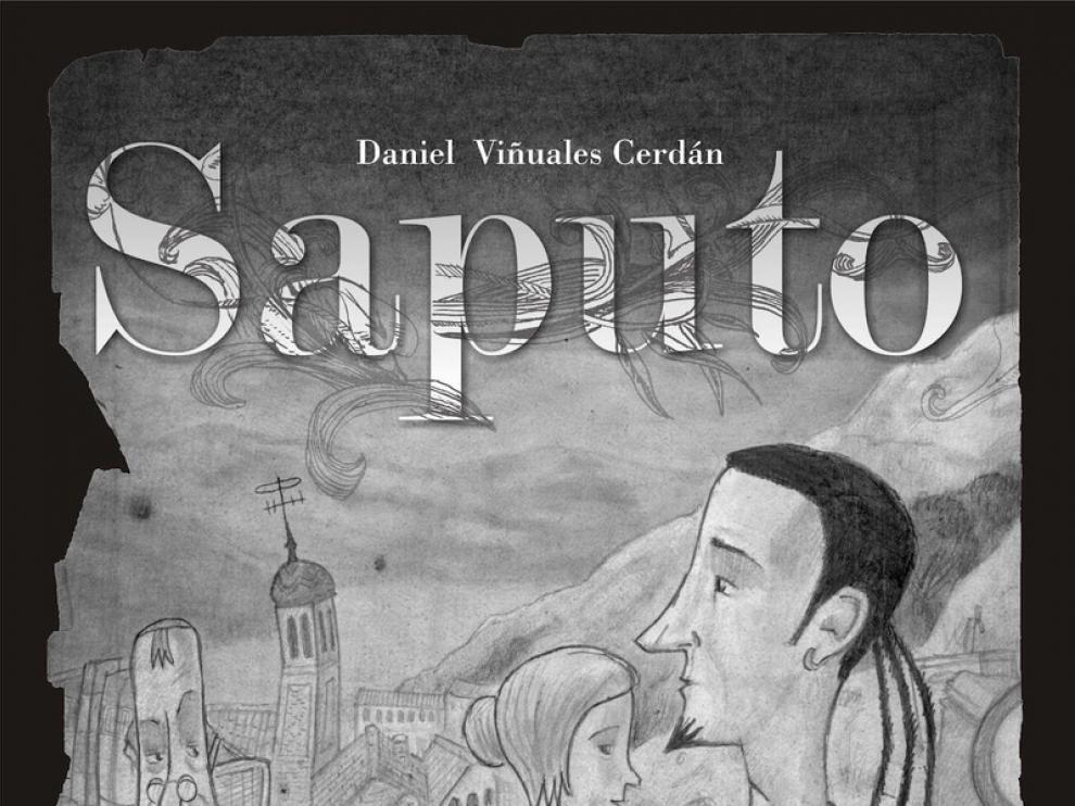 Portada de 'Saputo', de Daniel Viñuales