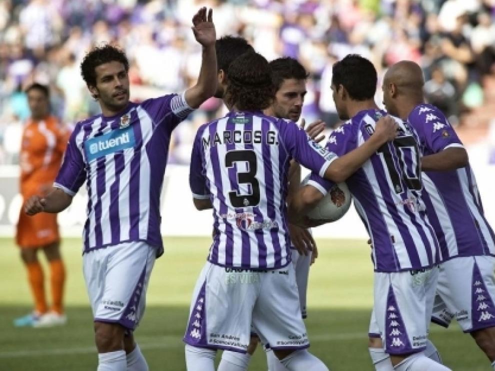El Valladolid se enfrenta al equipo de Mel