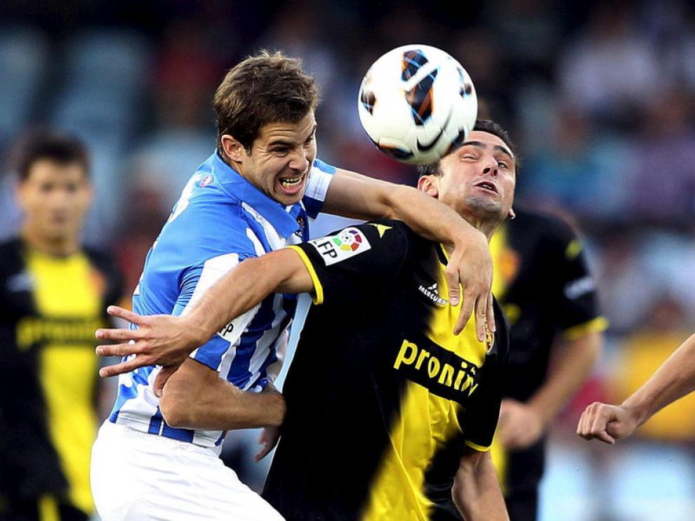 Imágenes del último partido del Real Zaragoza