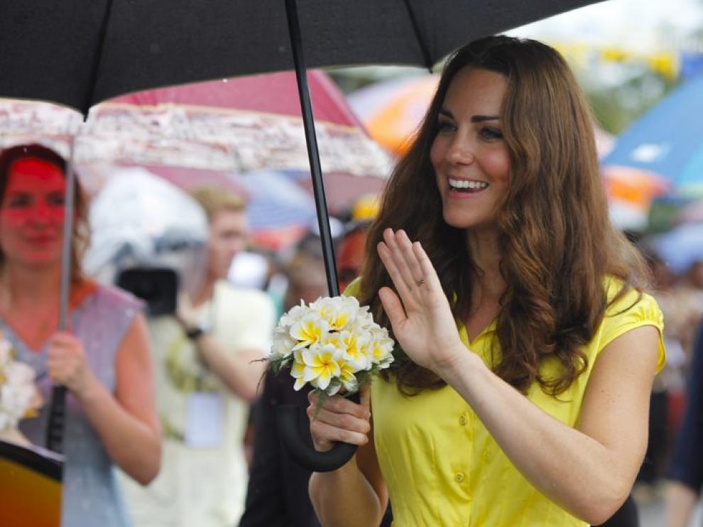 Cataluna, duquesa de Cambridge