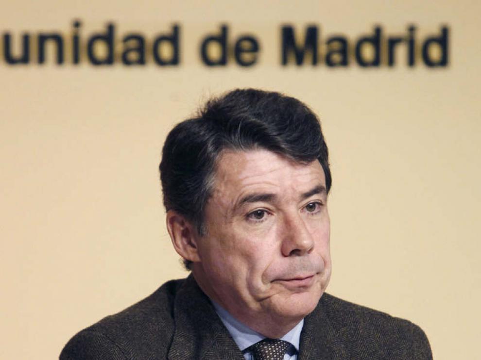 Ignacio González, presidente en funciones de la Comunidad de Madrid