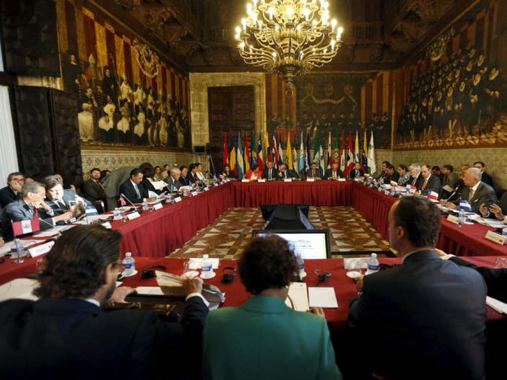 El ministro del Interior preside la I Reunión Iberoamericana en Valencia