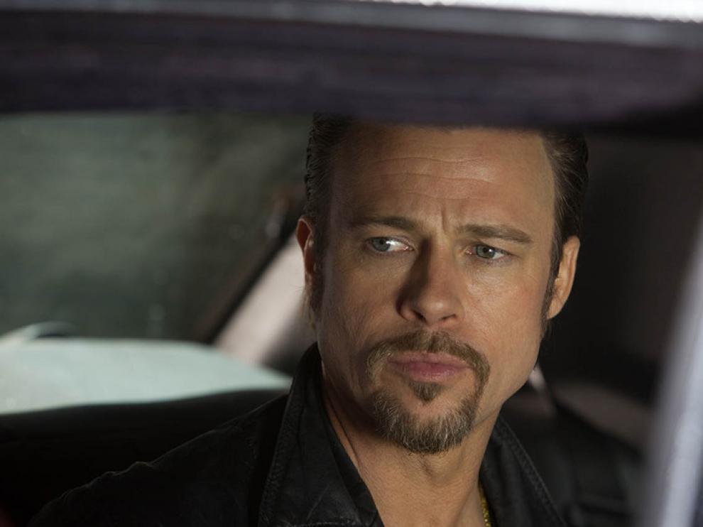 Brad Pitt protagoniza 'Mátalos suavemente'
