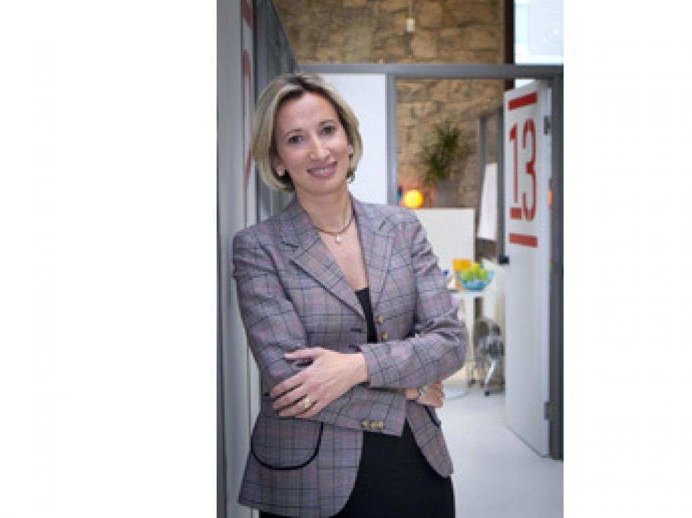Pilar Andrade, entre las 100 mujeres Mirrors como ejemplo para empresarias