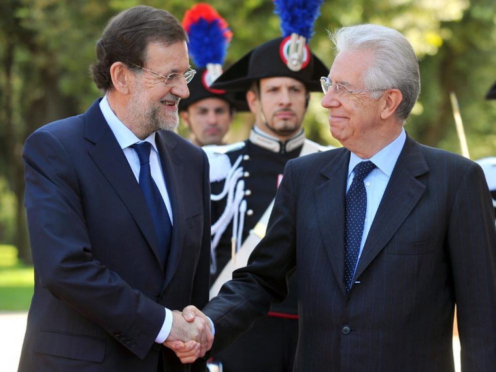 Mariano Rajoy asistió al Congreso de la Internacional Demócrata en Roma