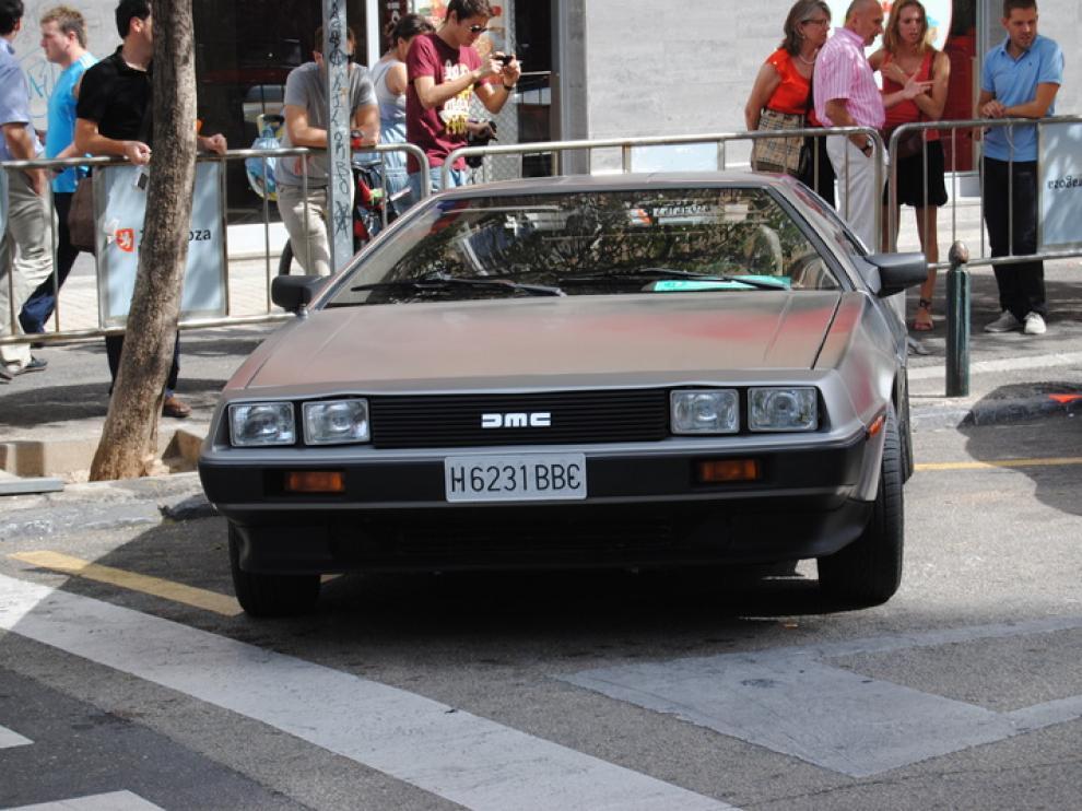 Joyas de la automoción en la plaza de San Francisco