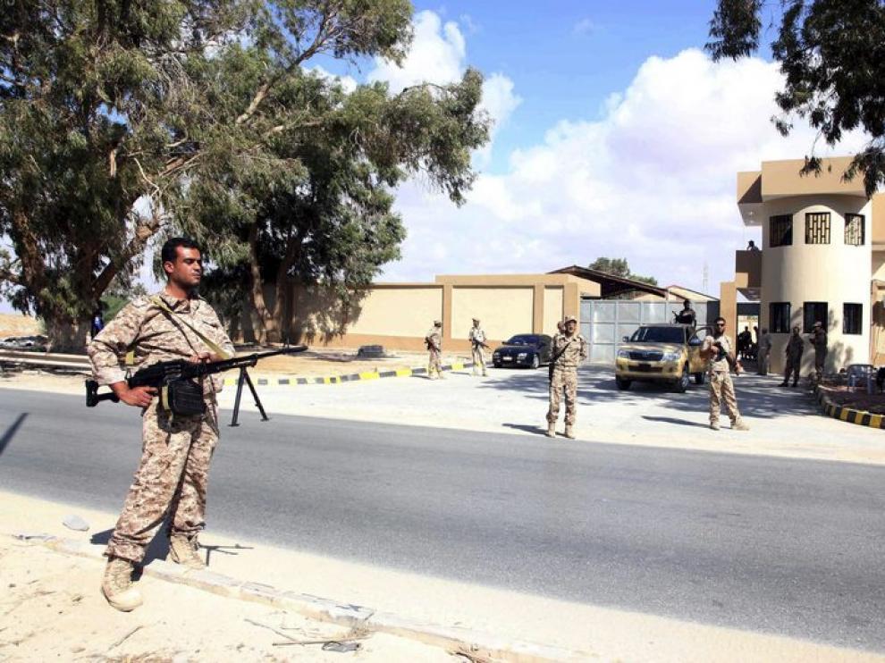 Ejército en Libia