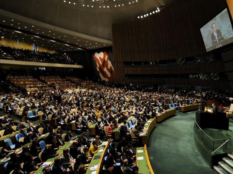 Ban ha asegurado que las posibilidades de diálogo en Siria son inexistentes.