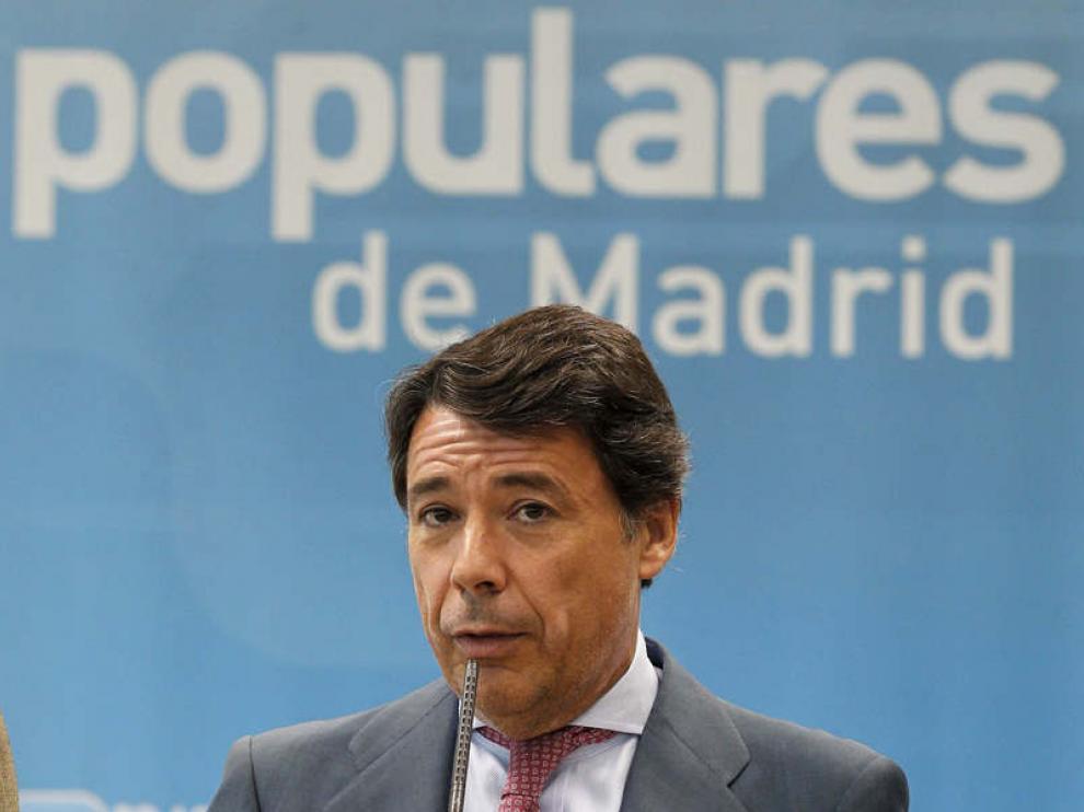 Ignacion González, sucesor de Aguirre a la presidencia de Madrid
