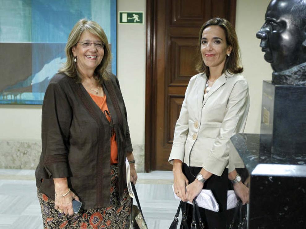Elvira Rodríguez, propuesta parala presidenta del CNMV y Lourdes Centeno para vicepresidencia
