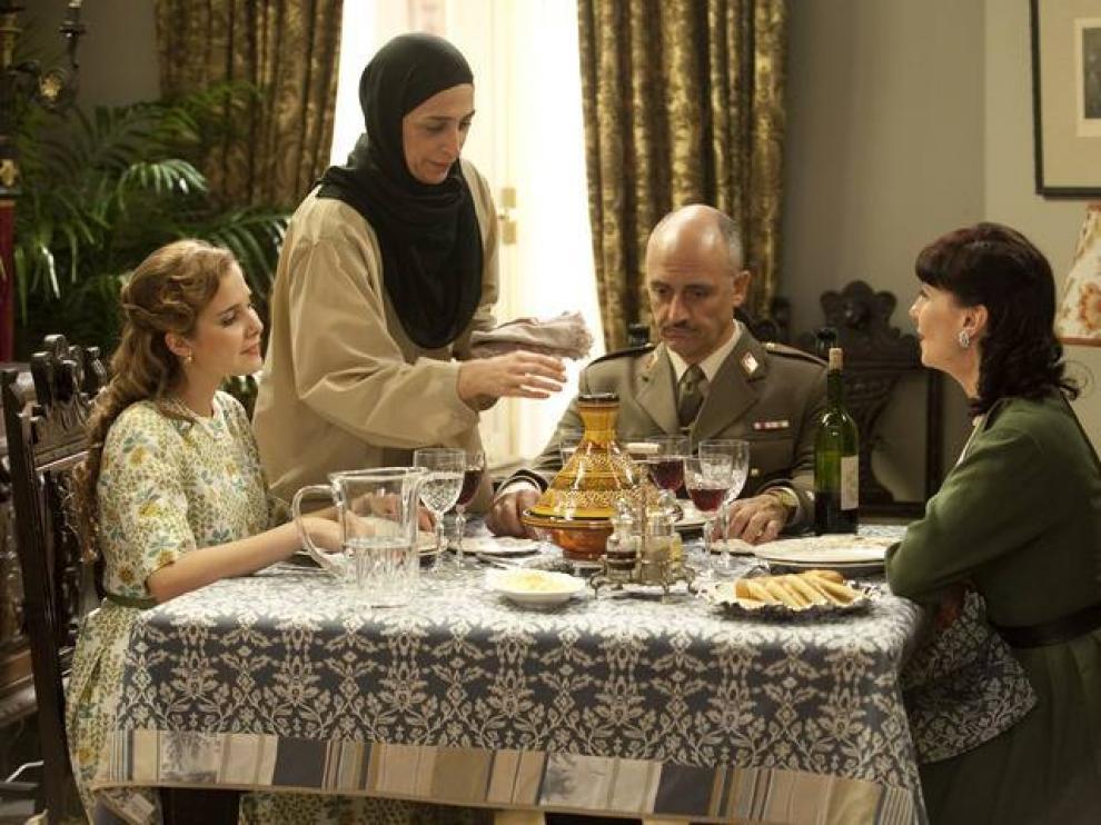 Imagen de la serie emitida hasta ahora en TVE