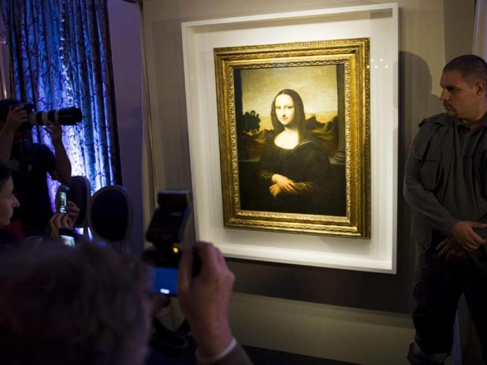 La 'Mona Lisa de Isleworth'