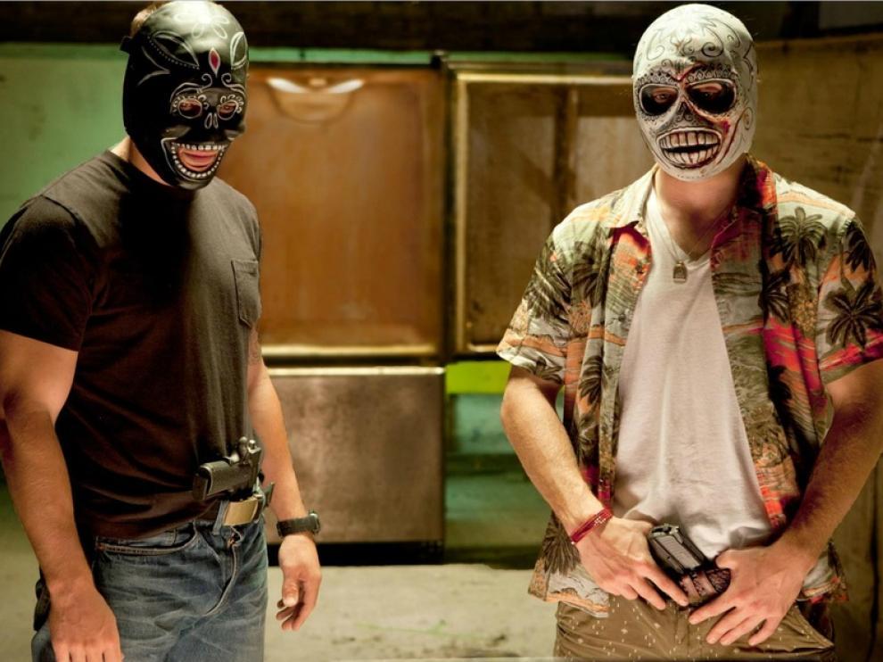 Imagen de la película 'Salvajes'