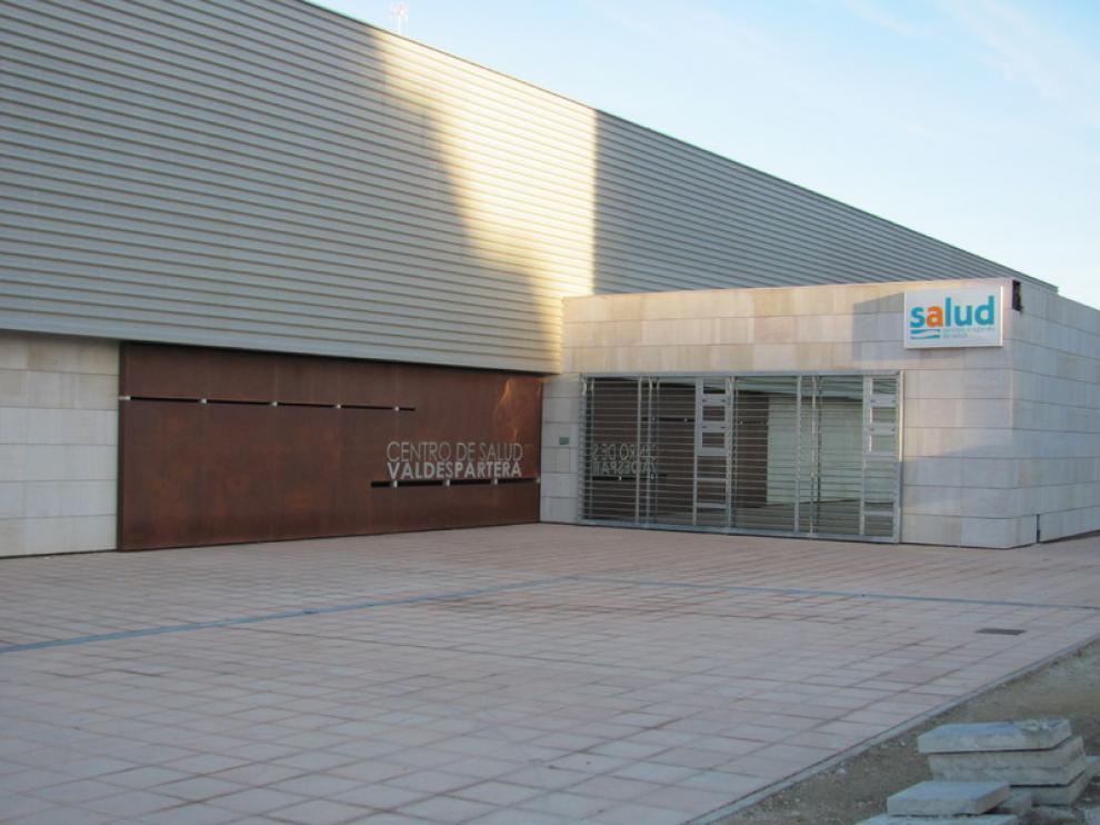 Centro de Salud en Valdespartera