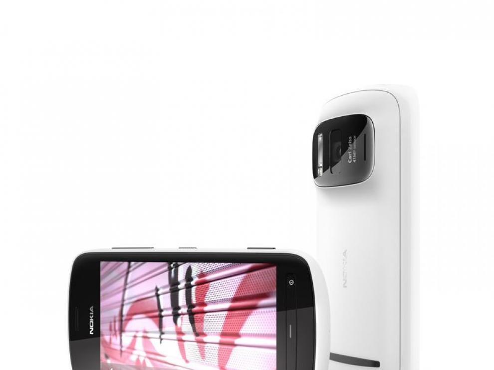 Nokia 808 Puerview