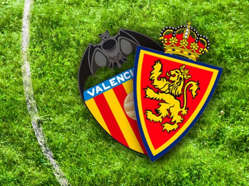 Arranca el partido en Mestalla