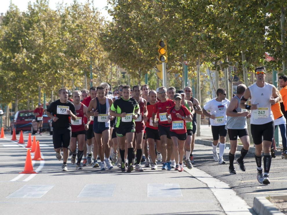 VI Maratón de Zaragoza