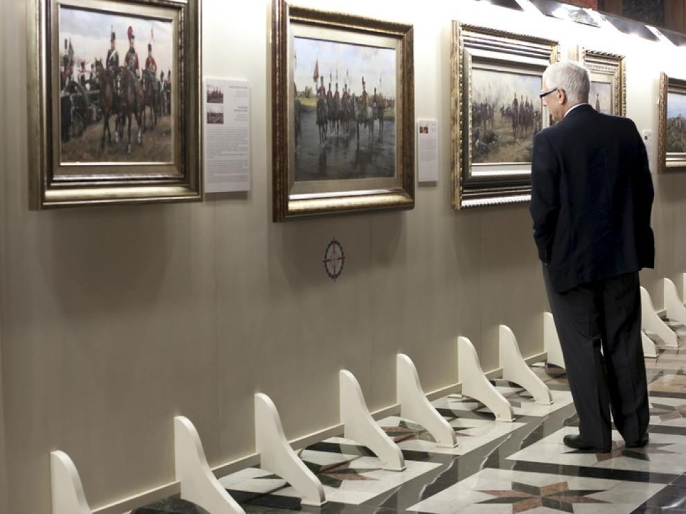 Una imagen de la exposición