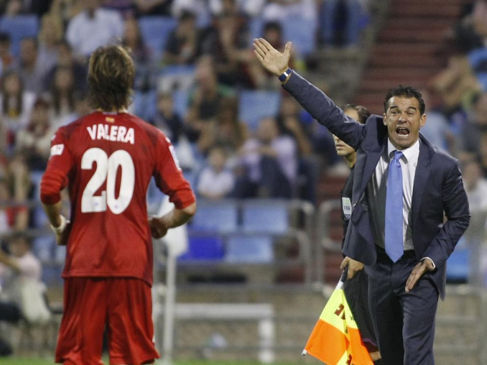 Luis García, entrenador del Getafe