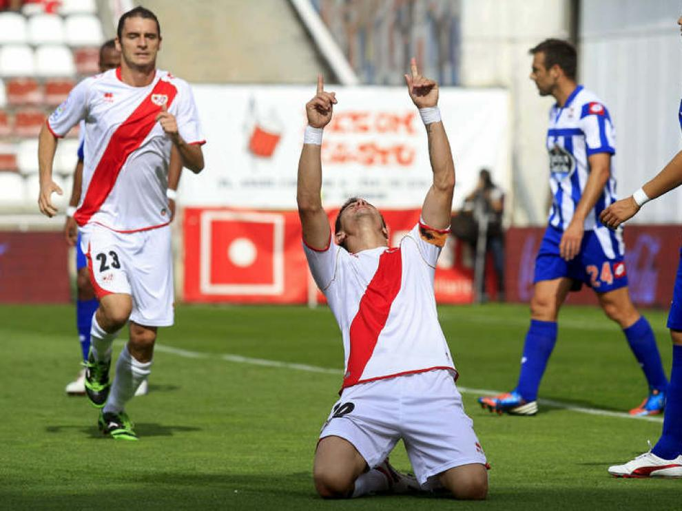 Piti no estará ante el Real Zaragoza