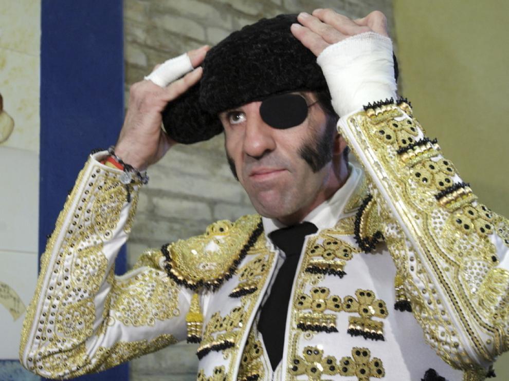 El diestro jerezano Juan José Padilla ha cortado dos orejas en su retorno a la Misericordia tras su grave cogida en la feria de 2011