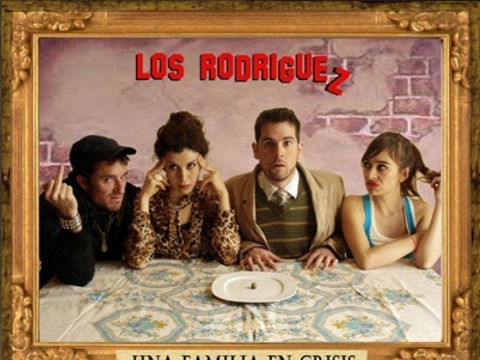 Los problemas de la familia Rodríguez han llegado al público zaragozano.