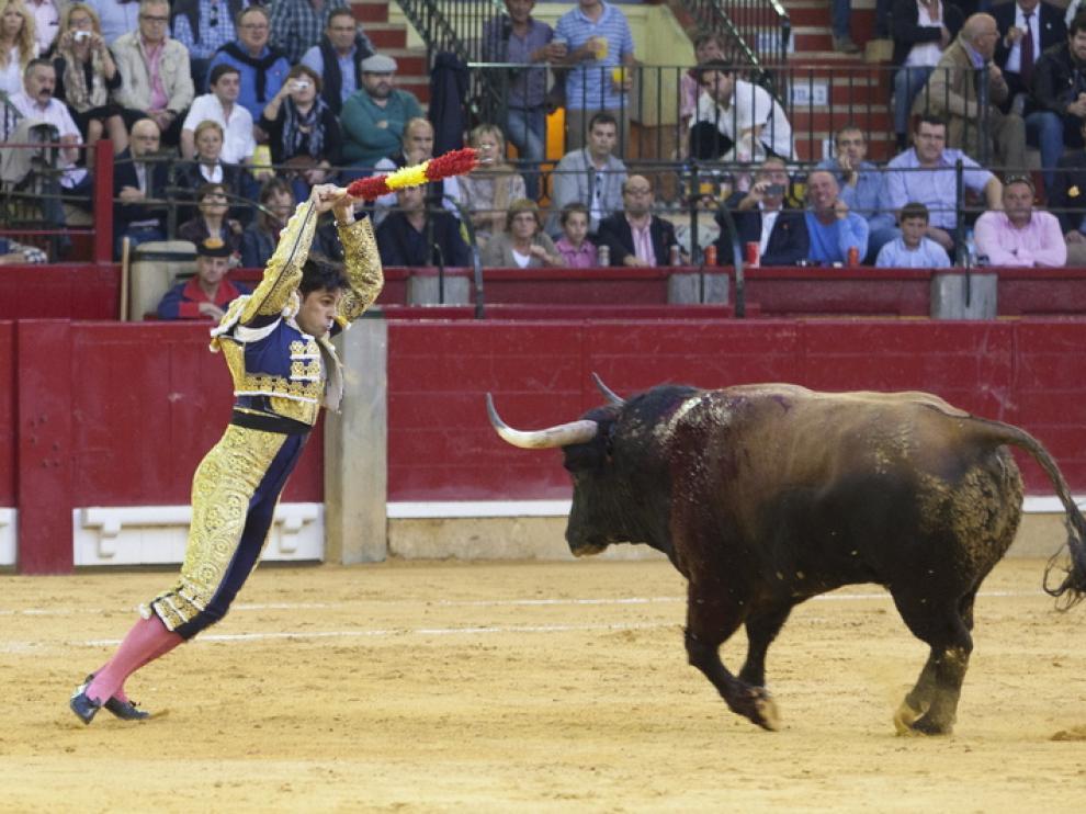Corrida de toros en Zaragoza