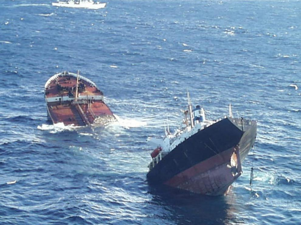 La mayor catástrofe marítima de la costa gallega