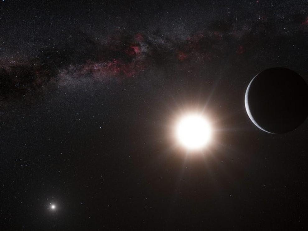 Dos de los exoplanetas recientemente descubiertos podrían ser habitables