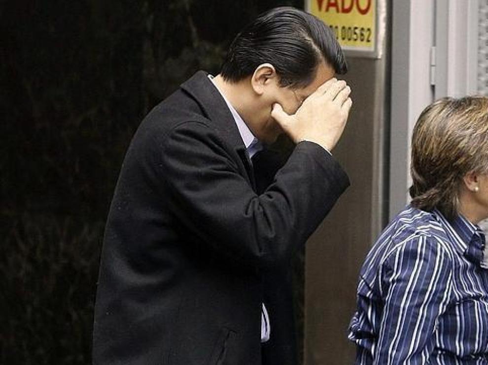 El empresario chino Gao Ping
