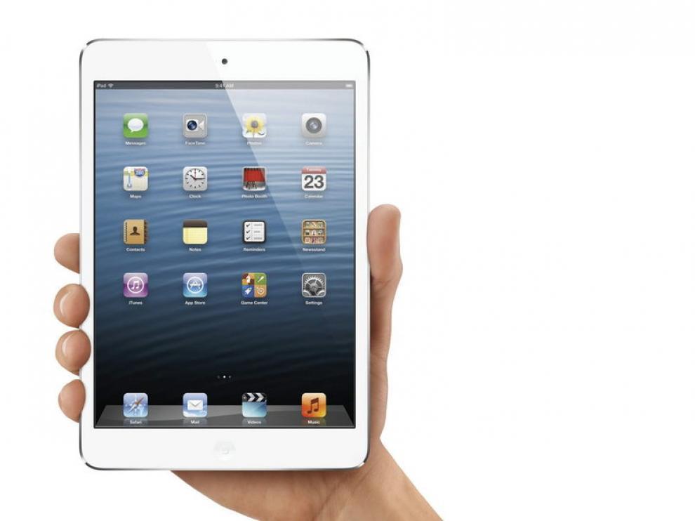 La compañía ha presentado este martes el iPad mini, un nuevo portátil MacBook Pro de 13 pulgadas y un iMac más pequeño que el anterior.