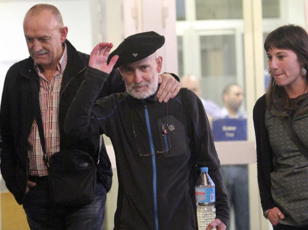 El preso de ETA Iosu Uribetxebarria Bolinaga