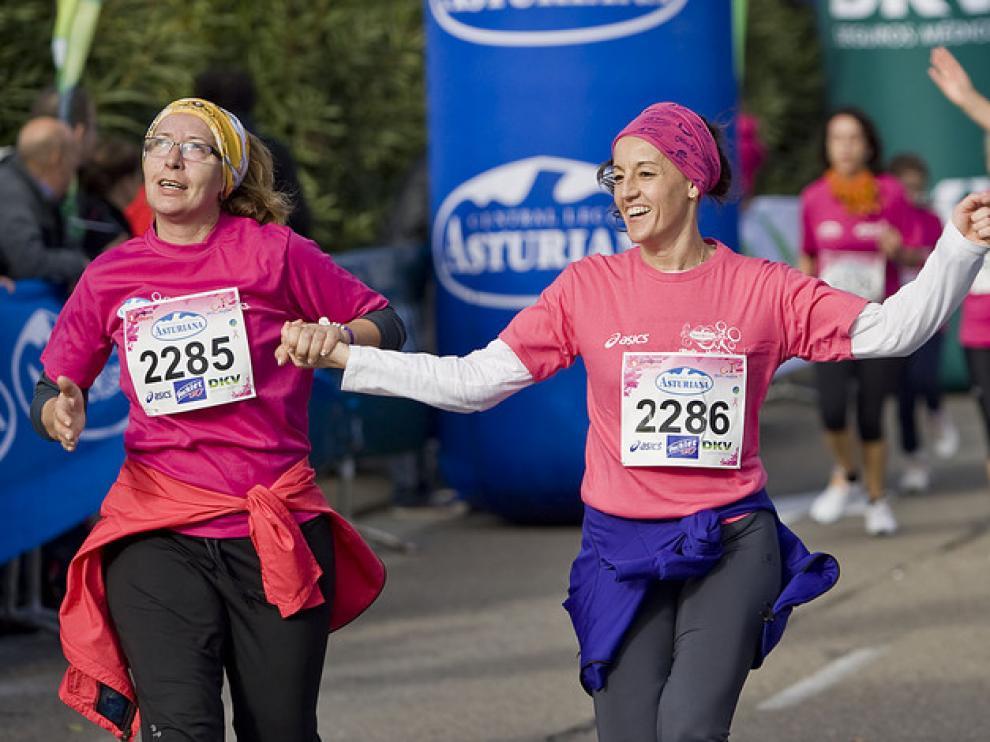 Carrera de la mujer contra el cáncer de mama