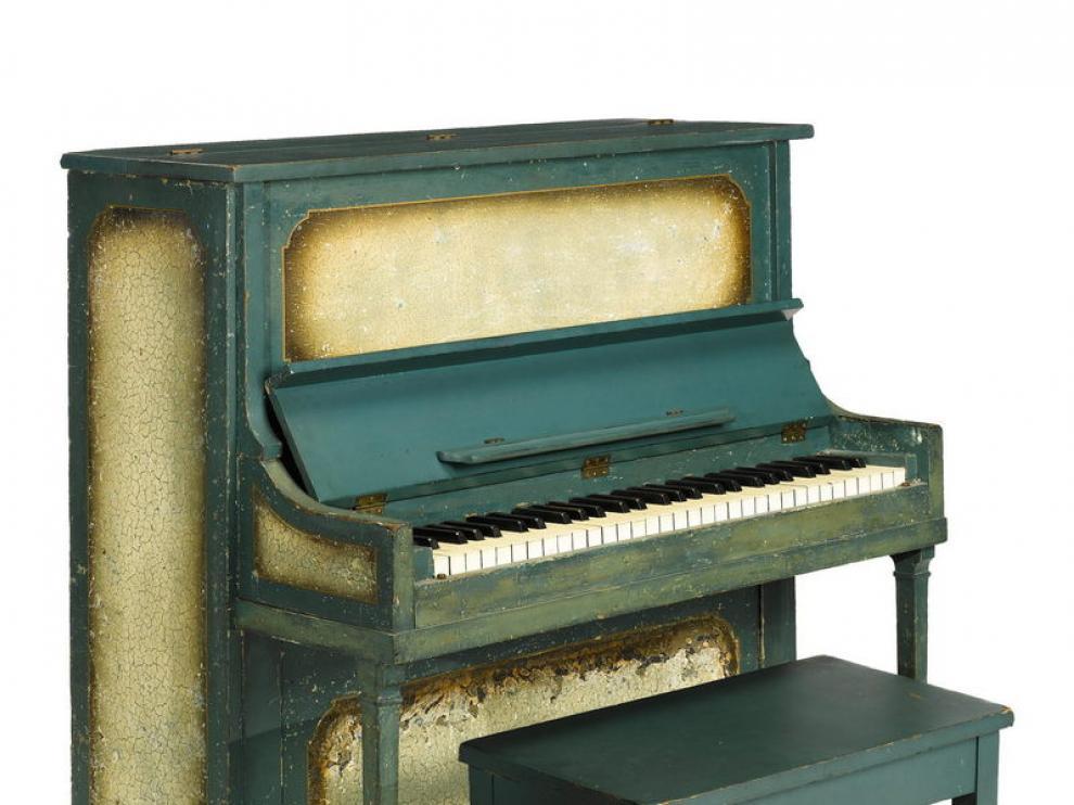 El piano de 'Casablanca'