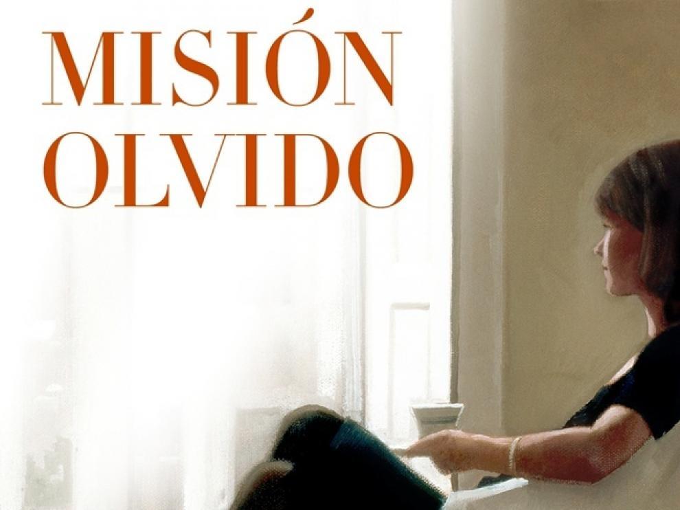 Portada de Misión Olvido de María Dueñas