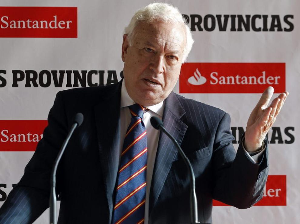 El ministro de Asuntos Exterios Jose Manuel García Margallo.
