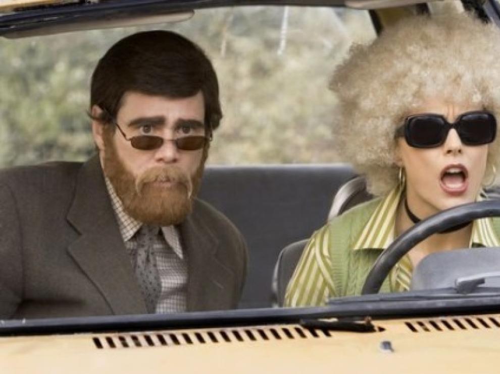 Dick y Jane en 'Ladrones de Risa'.