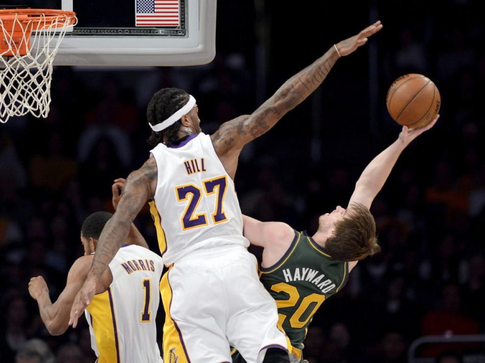 Los Lakers volvieron a perder