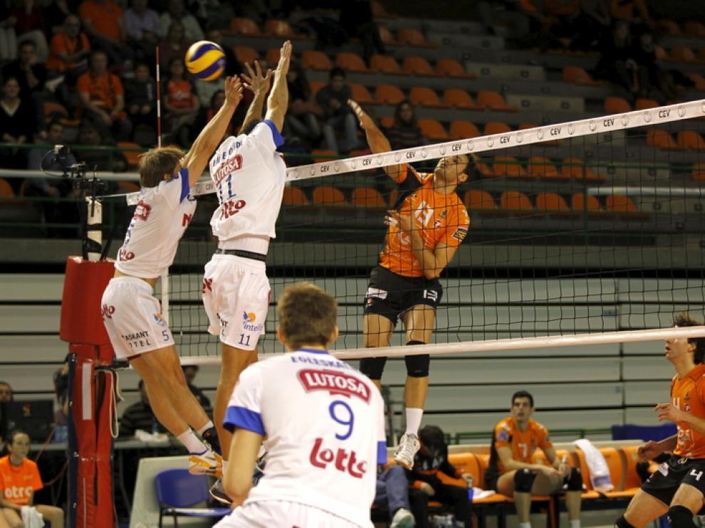 El Cai Teruel vuelve a quedarse fuera de la competición europea