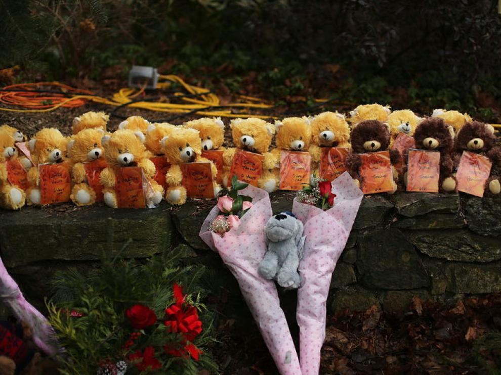 Conmoción tras el tiroteo en una escuela infantil de Newtown