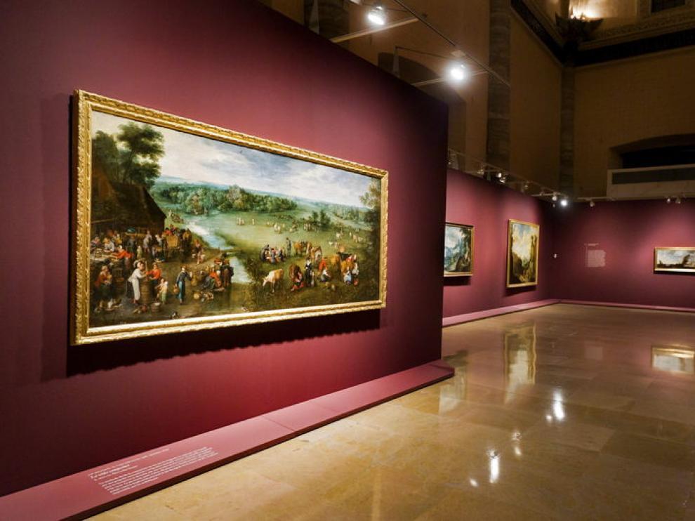 'Rubens, Brueghel, Lorena. El paisaje nórdico en el Prado'