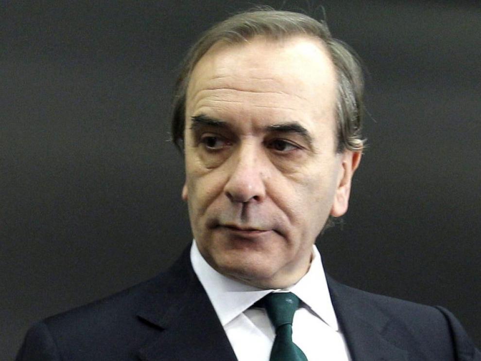 José Antonio Alonso ha transmitido su agradecimiento a las personas que trabajaron con él.
