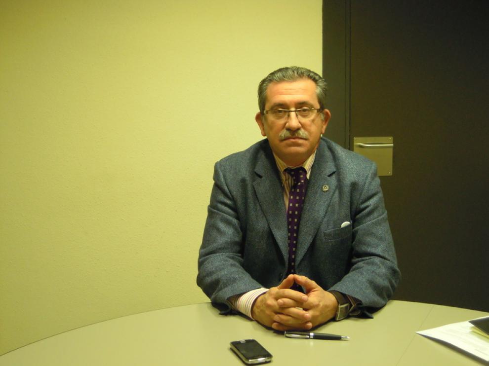Arturo Sancho, presidente del Colegio Oficial de Graduados Sociales