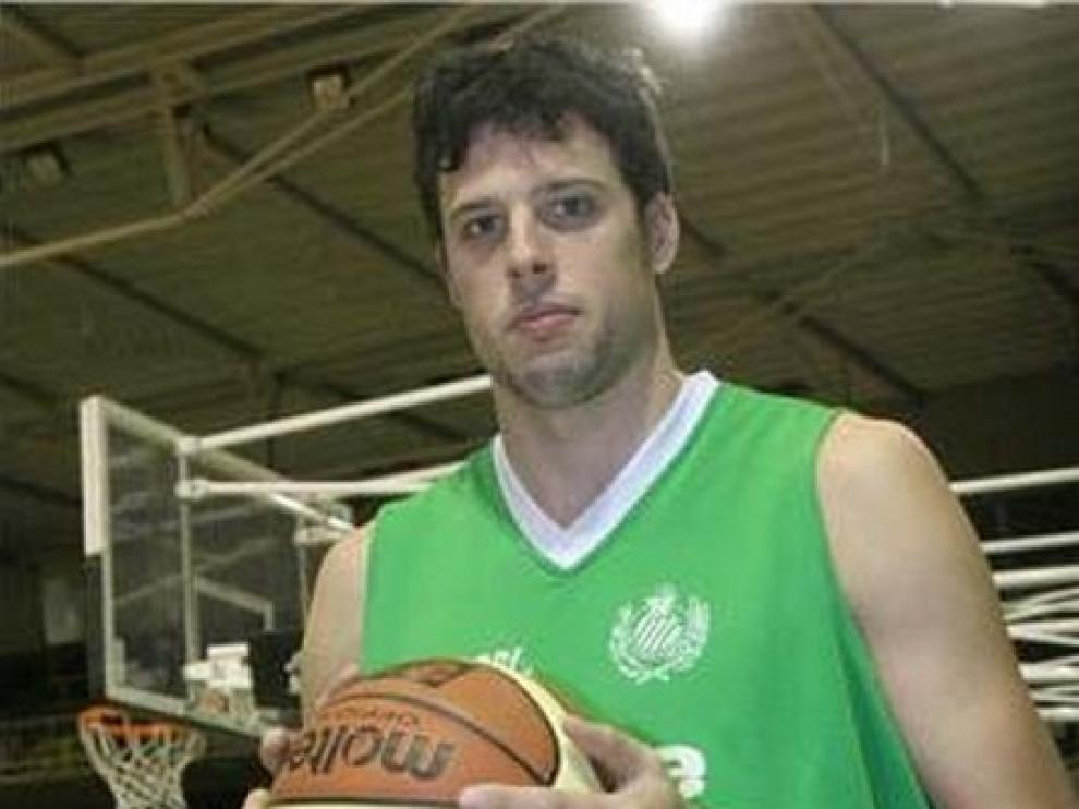 El jugador catalán Eduar Gatell es la nueva incorporación del equipo.
