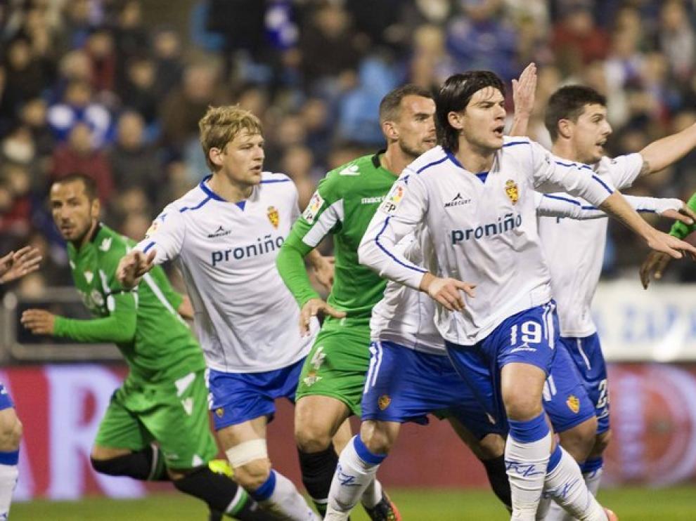 Real Zaragoza - Betis
