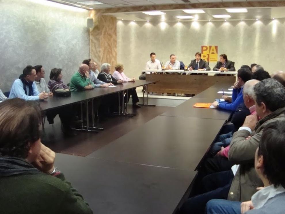 Comisión de Aragonesismo del PAR