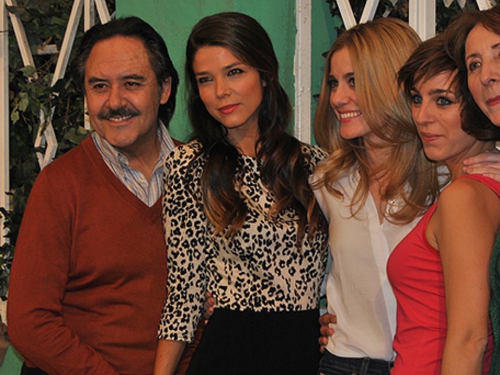'Familia' es la nueva serie de Telecinco
